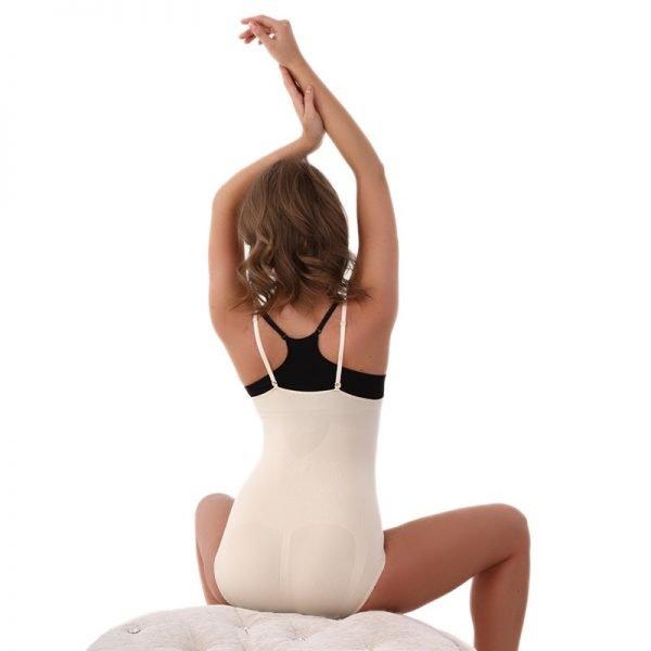 Body amincissant combiné-culotte
