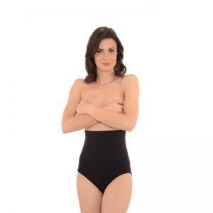 Culotte gaine taille haute ventre plat