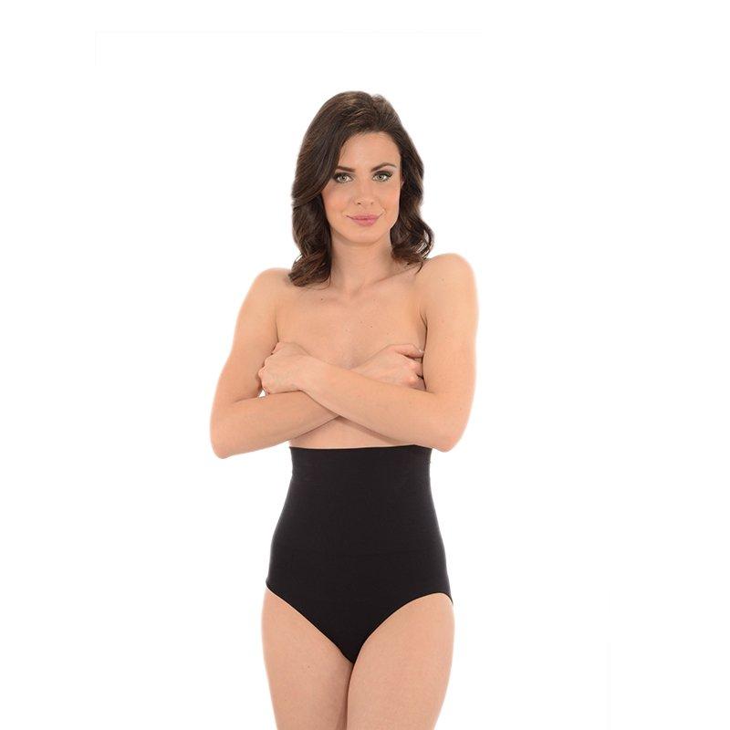 culotte sculptante taille haute ventre plat culotte sans couture femme. Black Bedroom Furniture Sets. Home Design Ideas