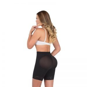 Panty push up fessier remonte fesses Colombienne power mesh intégré