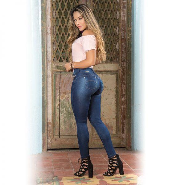 billen push up jeans figuurcorrigerende spijkerbroek dames 1 1