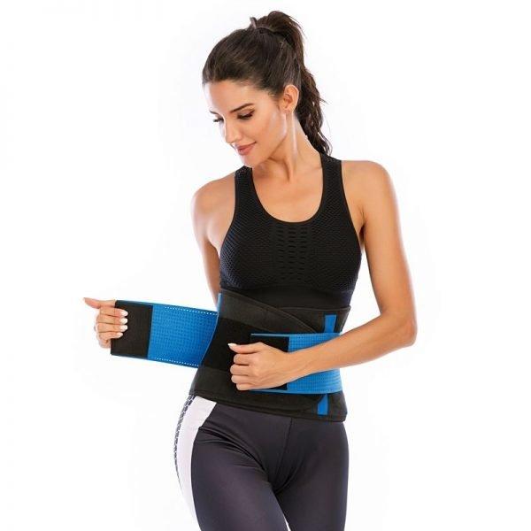 rugband onderrug superior rugbrace verstelbaar 1
